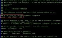 Linux Centos7下创建sudo用户 拥有root用户的操作权限